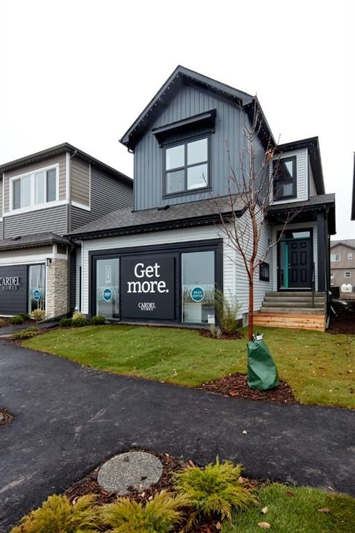 Main Photo: 248 CORNERBROOK Common NE in Calgary: Cornerstone Detached for sale : MLS®# A1034142