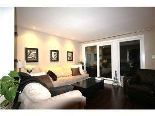 """Photo 7: 1337 W 8TH Avenue in Vancouver: Fairview VW Townhouse for sale in """"FAIRVIEW VILLAGE"""" (Vancouver West)  : MLS®# V1114051"""