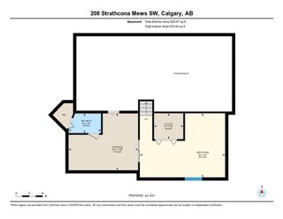 Photo 39: 208 Strathcona Mews SW in Calgary: Strathcona Park Detached for sale : MLS®# A1094826