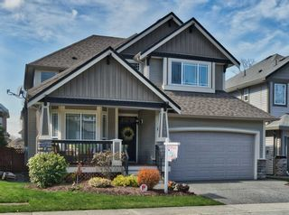 Photo 1: 7389 202 STREET in Langley: Willoughby Heights House for sale : MLS®# R2146168