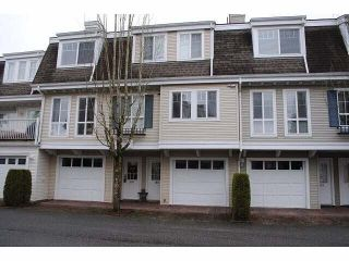 "Photo 1: 101 8930 WALNUT GROVE Drive in Langley: Walnut Grove Townhouse for sale in ""Highland Ridge"" : MLS®# F1432655"