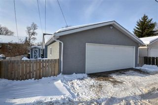Photo 24: 153 Tait Avenue in Winnipeg: Scotia Heights Residential for sale (4D)  : MLS®# 202004938