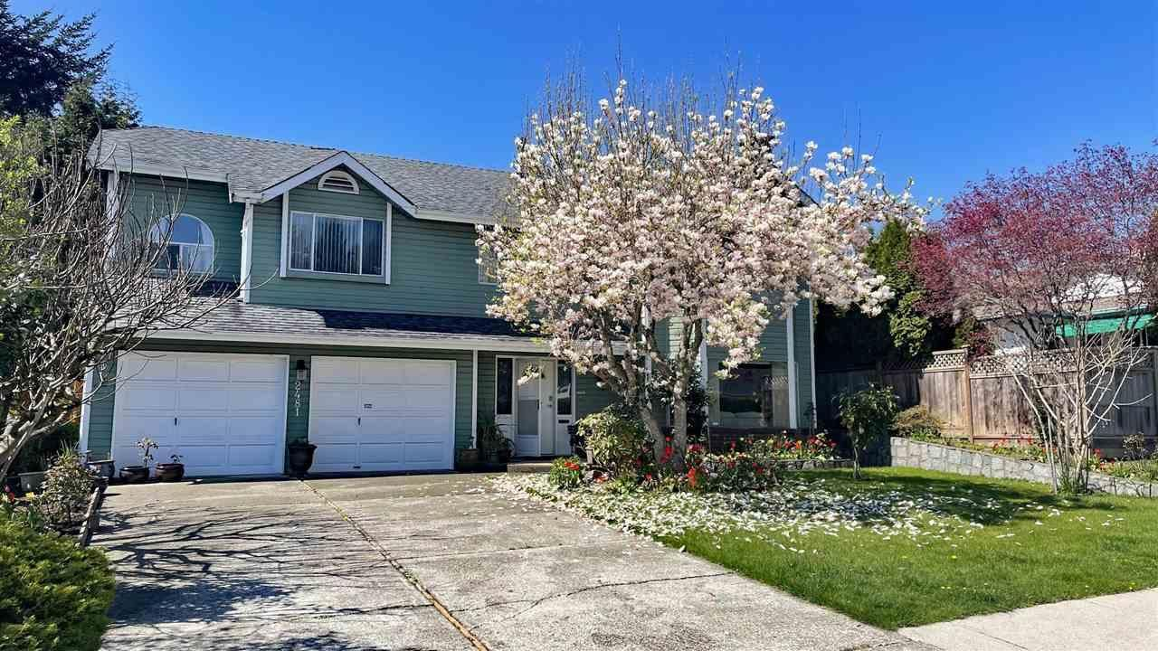 Main Photo: 2481 WILDING WAY in North Vancouver: House for sale : MLS®# R2577487