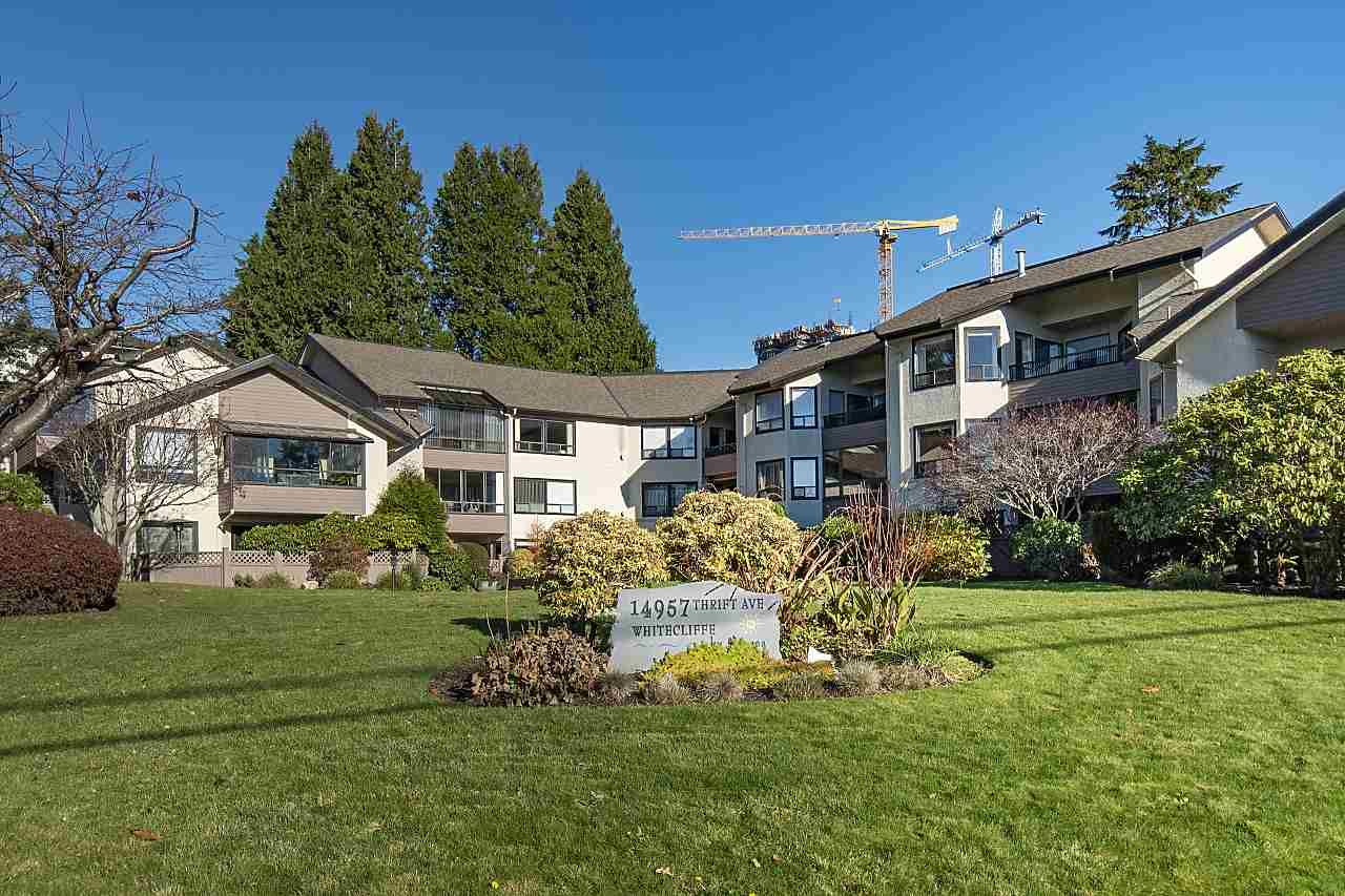Main Photo: 203 14957 THRIFT AVENUE: White Rock Condo for sale (South Surrey White Rock)  : MLS®# R2531513