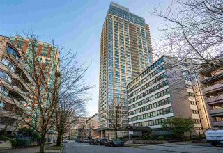 """Main Photo: 1106 1028 BARCLAY Street in Vancouver: West End VW Condo for sale in """"PATINA"""" (Vancouver West)  : MLS®# R2536254"""