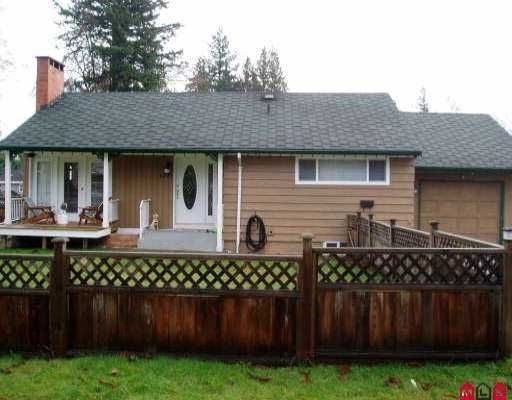 Photo 2: Photos: 6120 133RD ST in Surrey: Panorama Ridge House for sale : MLS®# F2600247