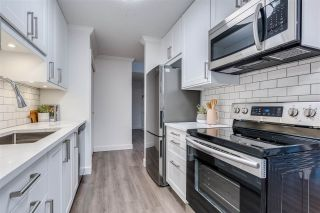 """Photo 3: 306 1250 W 12TH Avenue in Vancouver: Fairview VW Condo for sale in """"Kensington Place"""" (Vancouver West)  : MLS®# R2522792"""