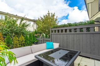 """Photo 22: 108 7938 209 Street in Langley: Willoughby Heights Townhouse for sale in """"RED MAPLE PARK"""" : MLS®# R2624656"""