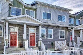 Photo 1: 63 7385 Edgemont Way in Edmonton: Zone 57 Townhouse for sale : MLS®# E4232855