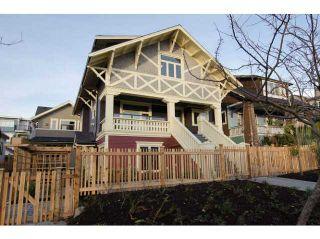 Photo 1: 2435 W 5TH AV in Vancouver: Kitsilano Condo for sale (Vancouver West)  : MLS®# V1053755