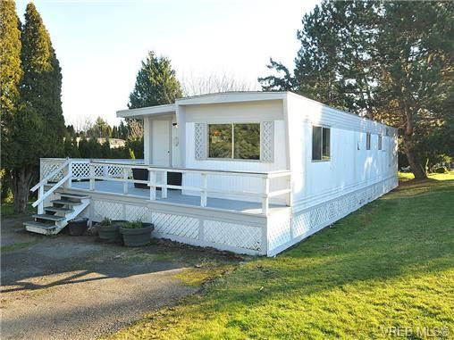 Main Photo: 27 2206 Church Rd in SOOKE: Sk Broomhill Manufactured Home for sale (Sooke)  : MLS®# 669849