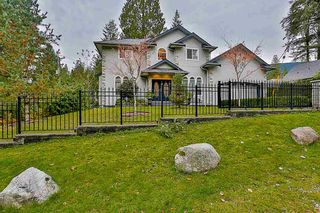 Photo 1: 1 ALDER WAY: Anmore House for sale (Port Moody)  : MLS®# R2140643
