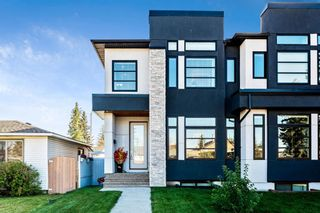 Main Photo: 8105 47 Avenue NW in Calgary: Bowness Semi Detached for sale : MLS®# A1152030