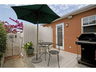 Photo 16: TALMADGE House for sale : 3 bedrooms : 4745 WINONA AVENUE in San Diego