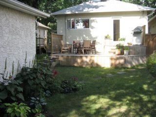 Photo 13: 474 Oxford Street in WINNIPEG: River Heights / Tuxedo / Linden Woods Residential for sale (South Winnipeg)  : MLS®# 1115256