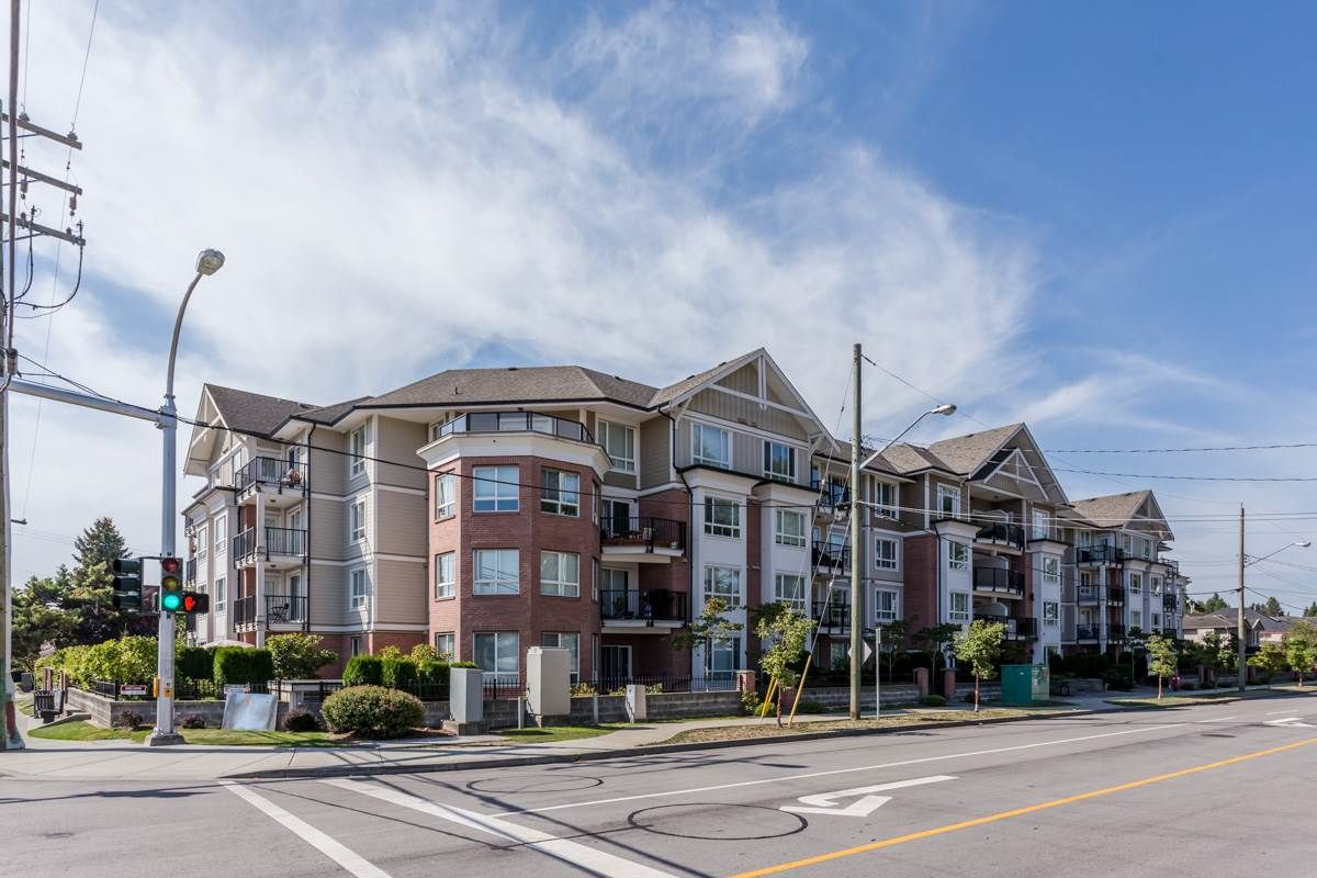 "Main Photo: 207 14960 102A Avenue in Surrey: Guildford Condo for sale in ""THE MAX"" (North Surrey)  : MLS®# R2015701"