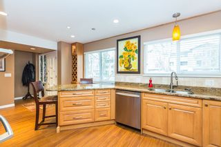 """Photo 6: 1 3150 E 58TH Avenue in Vancouver: Champlain Heights Townhouse for sale in """"HIGHGATE"""" (Vancouver East)  : MLS®# R2142196"""