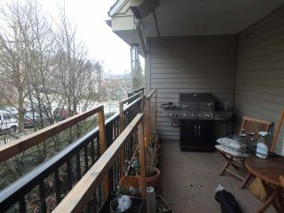 Photo 14: 406 210 ELEVENTH STREET in New Westminster: Uptown NW Condo for sale : MLS®# R2142291