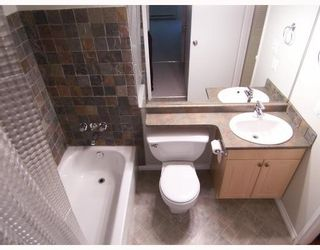 """Photo 7: 313 9880 MANCHESTER Drive in Burnaby: Cariboo Condo for sale in """"BROOKSIDE"""" (Burnaby North)  : MLS®# V733317"""