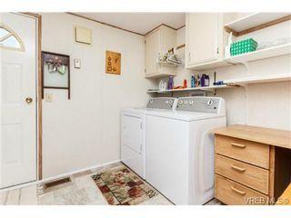 Photo 16: 123 7701 Central Saanich Rd in SAANICHTON: CS Saanichton Manufactured Home for sale (Central Saanich)  : MLS®# 687804