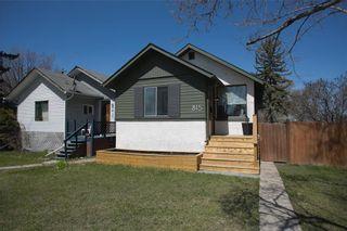 Photo 2: 815 Jubilee Avenue in Winnipeg: Fort Rouge Residential for sale (1A)  : MLS®# 202111255