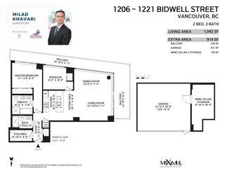 """Photo 33: 1206 1221 BIDWELL Street in Vancouver: West End VW Condo for sale in """"Alexandra"""" (Vancouver West)  : MLS®# R2562410"""