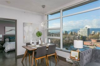 """Photo 6: 703 1088 W 14TH Avenue in Vancouver: Fairview VW Condo for sale in """"COCO"""" (Vancouver West)  : MLS®# R2244610"""
