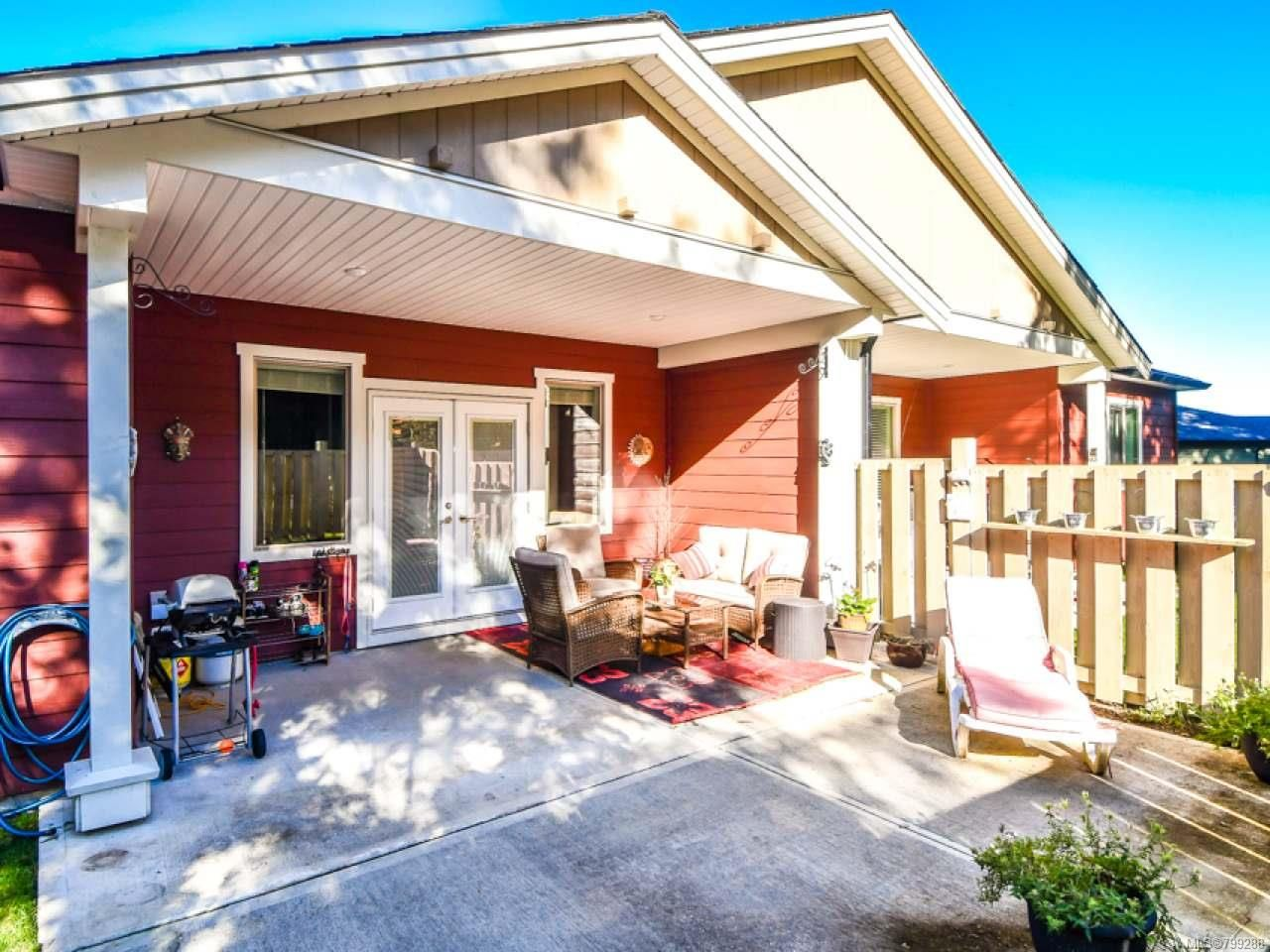 Photo 32: Photos: 11 301 Arizona Dr in CAMPBELL RIVER: CR Willow Point Half Duplex for sale (Campbell River)  : MLS®# 799288