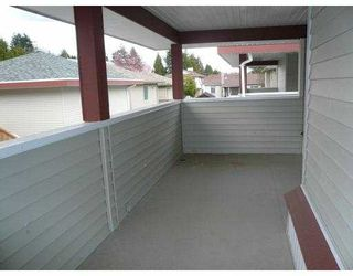 Photo 8: A 917 RODERICK Avenue in Coquitlam: Maillardville 1/2 Duplex for sale : MLS®# V704855