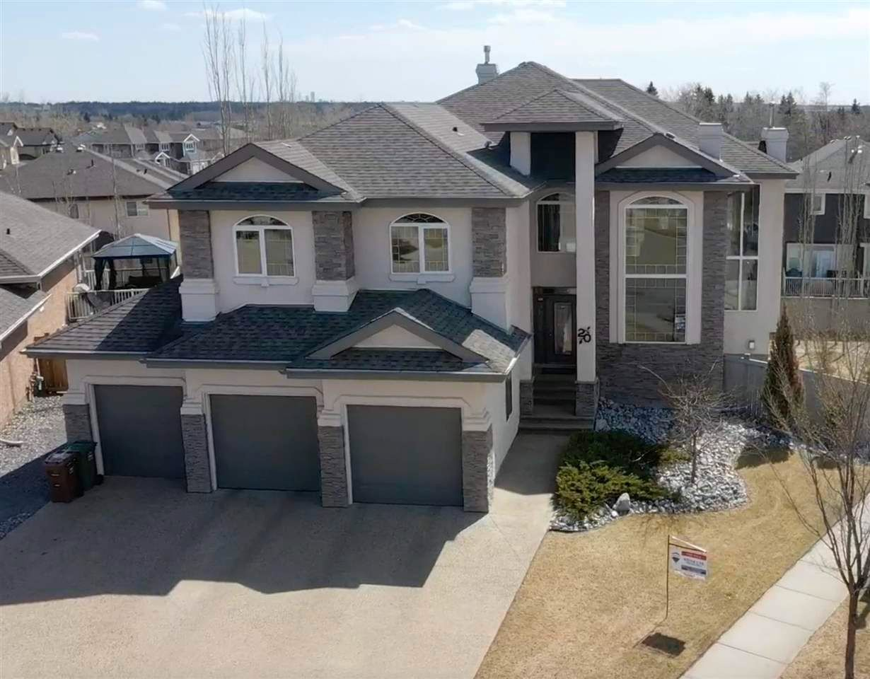 Main Photo: 20 Leveque Way: St. Albert House for sale : MLS®# E4243314