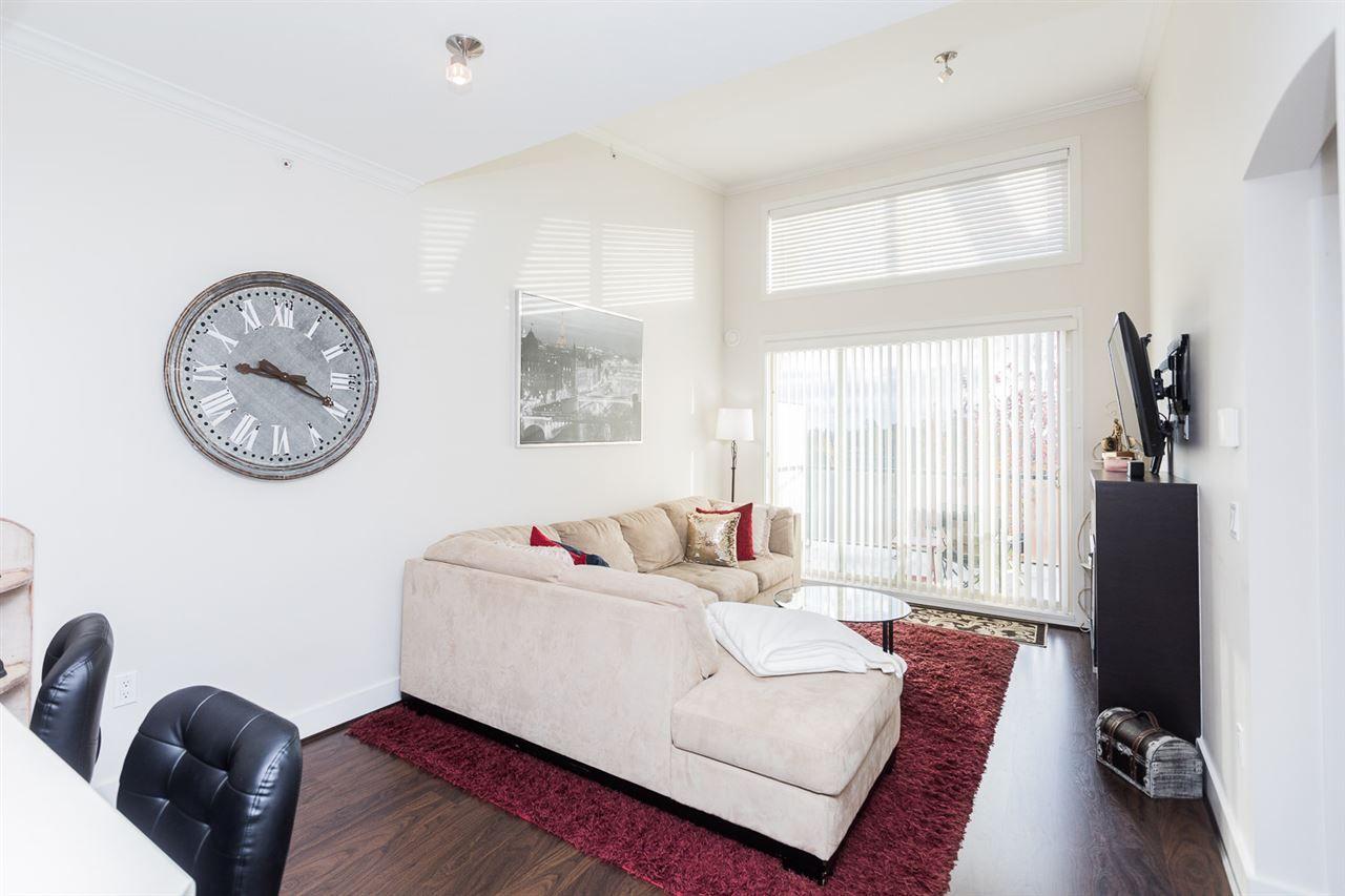 "Main Photo: 425 6628 120 Street in Surrey: West Newton Condo for sale in ""Salus"" : MLS®# R2316161"