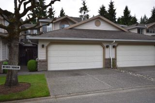 """Photo 2: 103 9715 148A Street in Surrey: Guildford Townhouse for sale in """"Chelsea Gate"""" (North Surrey)  : MLS®# R2169261"""