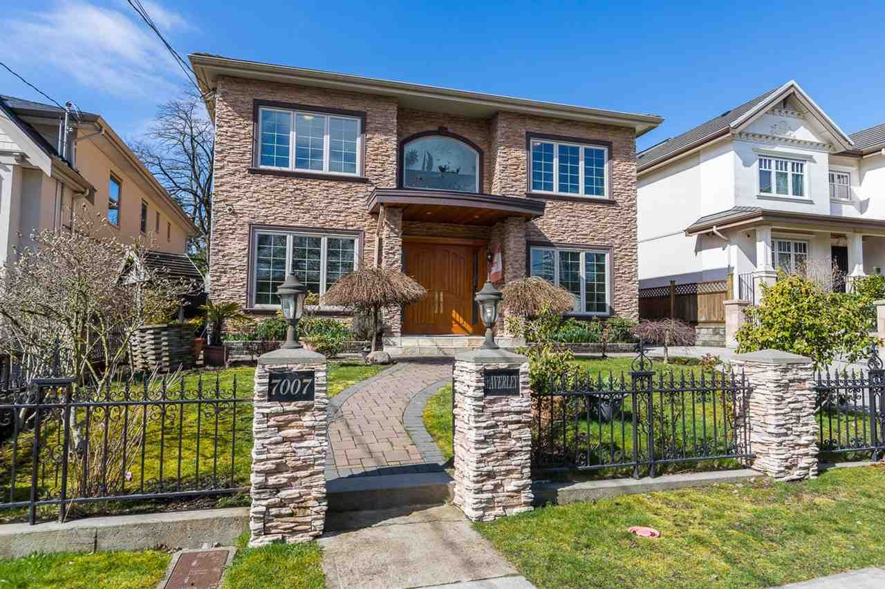 Main Photo: 7007 WAVERLEY Avenue in Burnaby: Metrotown House for sale (Burnaby South)  : MLS®# R2557665