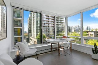 """Photo 11: 619 1783 MANITOBA Street in Vancouver: False Creek Condo for sale in """"The Residences at West"""" (Vancouver West)  : MLS®# R2579373"""