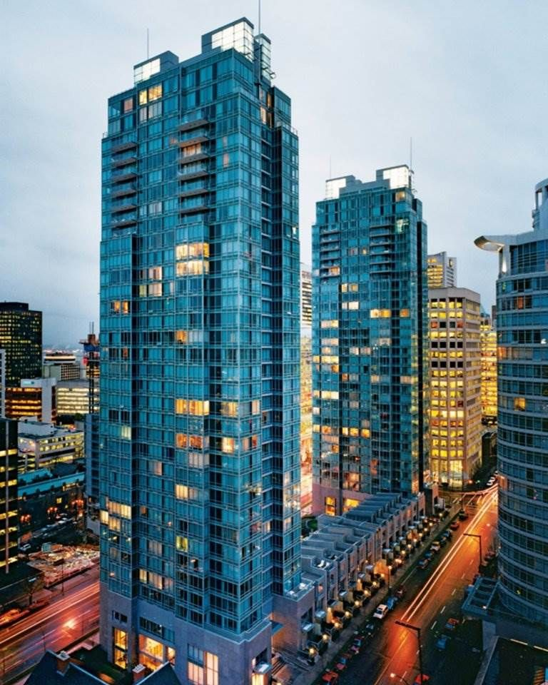 """Main Photo: 1203 1200 W GEORGIA Street in Vancouver: West End VW Condo for sale in """"RESIDENCES ON GEORGIA"""" (Vancouver West)  : MLS®# R2398739"""