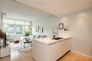 """Photo 6: 403 181 W 1ST Avenue in Vancouver: False Creek Condo for sale in """"BROOK AT THE VILLAGE AT FALSE CREEK"""" (Vancouver West)  : MLS®# R2576731"""