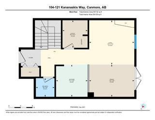 Photo 24: 104 121 Kananaskis Way: Canmore Row/Townhouse for sale : MLS®# A1146228