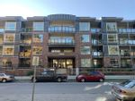 """Main Photo: 411 2436 KELLY Avenue in Port Coquitlam: Central Pt Coquitlam Condo for sale in """"LUMIERE"""" : MLS®# R2540245"""