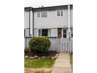 Photo 1: 954 Summerside Avenue in WINNIPEG: Fort Garry / Whyte Ridge / St Norbert Condominium for sale (South Winnipeg)  : MLS®# 1501730