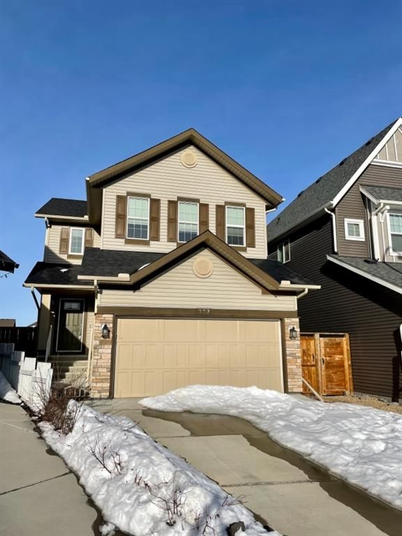 Main Photo: 337 Chaparral Valley Mews SE in Calgary: Chaparral Detached for sale : MLS®# A1066374