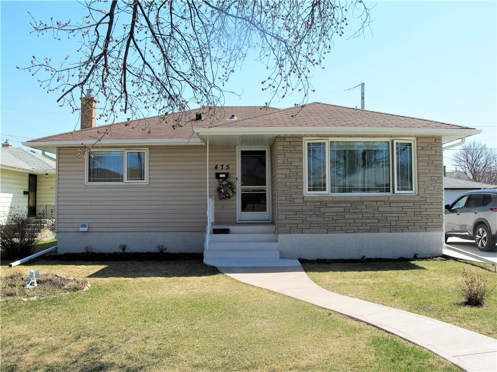 Main Photo:  in Winnipeg: Morse Place Residential for sale (3B)  : MLS®# 202109490