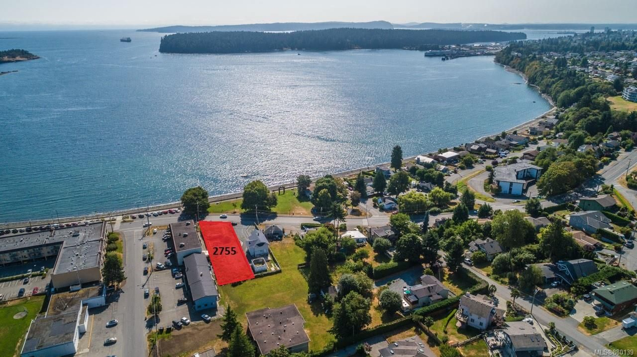 Main Photo: 2755 Departure Bay Rd in : Na Departure Bay Land for sale (Nanaimo)  : MLS®# 880139
