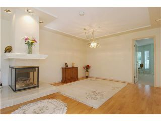 """Photo 4: 9 7760 BLUNDELL Road in Richmond: Broadmoor Townhouse for sale in """"SUNNYMEDE ESTATES"""" : MLS®# V942111"""
