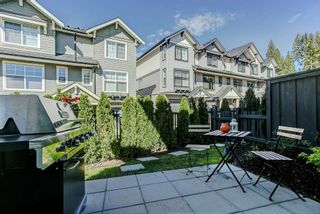 """Photo 18: 46 3461 PRINCETON Avenue in Coquitlam: Burke Mountain Townhouse for sale in """"BRIDLEWOOD II"""" : MLS®# R2053768"""