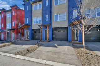 Photo 1: 404 2461 Baysprings Link SW: Airdrie Row/Townhouse for sale : MLS®# A1085181
