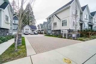 """Photo 39: 19 2239 164A Street in Surrey: Grandview Surrey Townhouse for sale in """"Evolve"""" (South Surrey White Rock)  : MLS®# R2560720"""