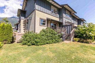 "Photo 1: 1272 STONEMOUNT Place in Squamish: Downtown SQ Townhouse for sale in ""Eaglewind - Streams"" : MLS®# R2075437"
