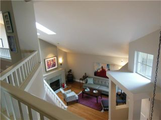 """Photo 12: 44 1550 LARKHALL Crescent in North Vancouver: Northlands Townhouse for sale in """"Nahanee Woods"""" : MLS®# V1057565"""