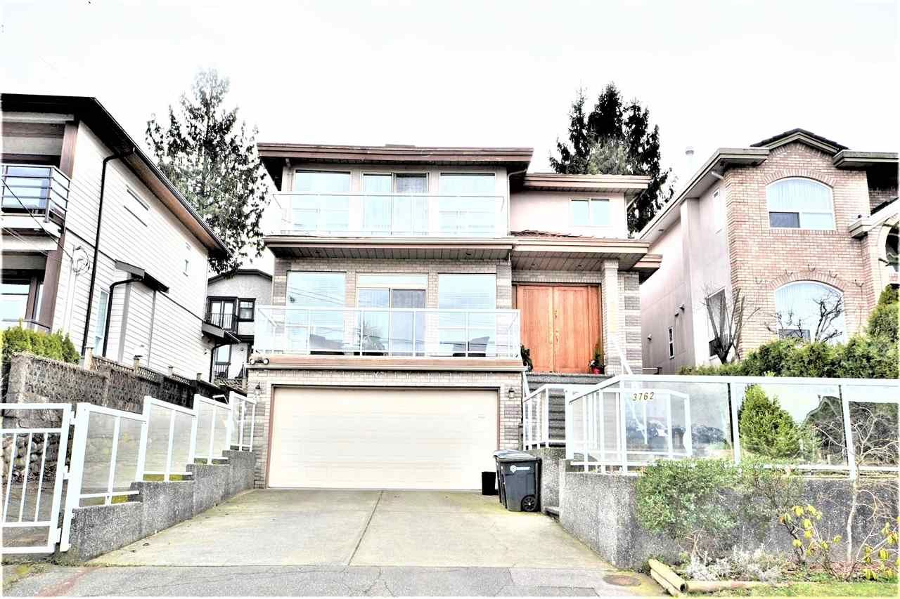 Main Photo: 3762 CARDIFF Street in Burnaby: Central Park BS House for sale (Burnaby South)  : MLS®# R2549184