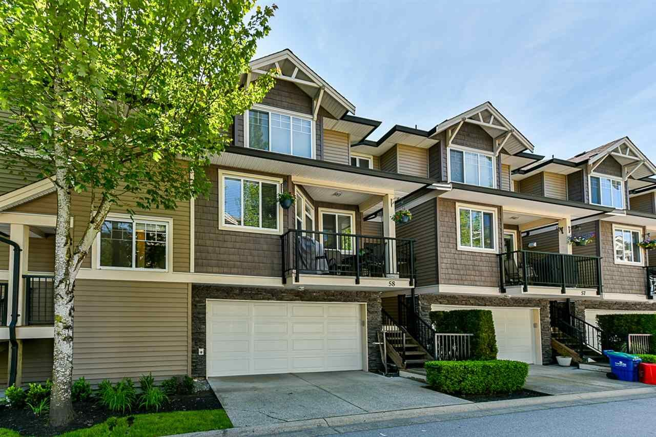 """Main Photo: 58 11720 COTTONWOOD Drive in Maple Ridge: Cottonwood MR Townhouse for sale in """"Cottonwood Green"""" : MLS®# R2500150"""